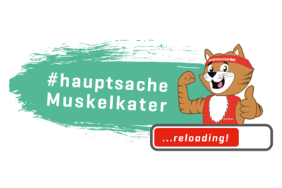 #hauptsacheMuskelkater